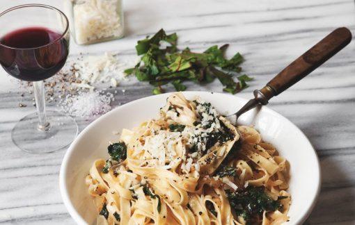 pasta recept - pasta recepten - pasta gerecht - makkelijke recepten - snelle recepten - thuis dineren