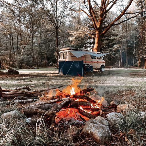 kamperen nederland - campings nederland - last minute vakantie boeken 2020 - workation - camphanen