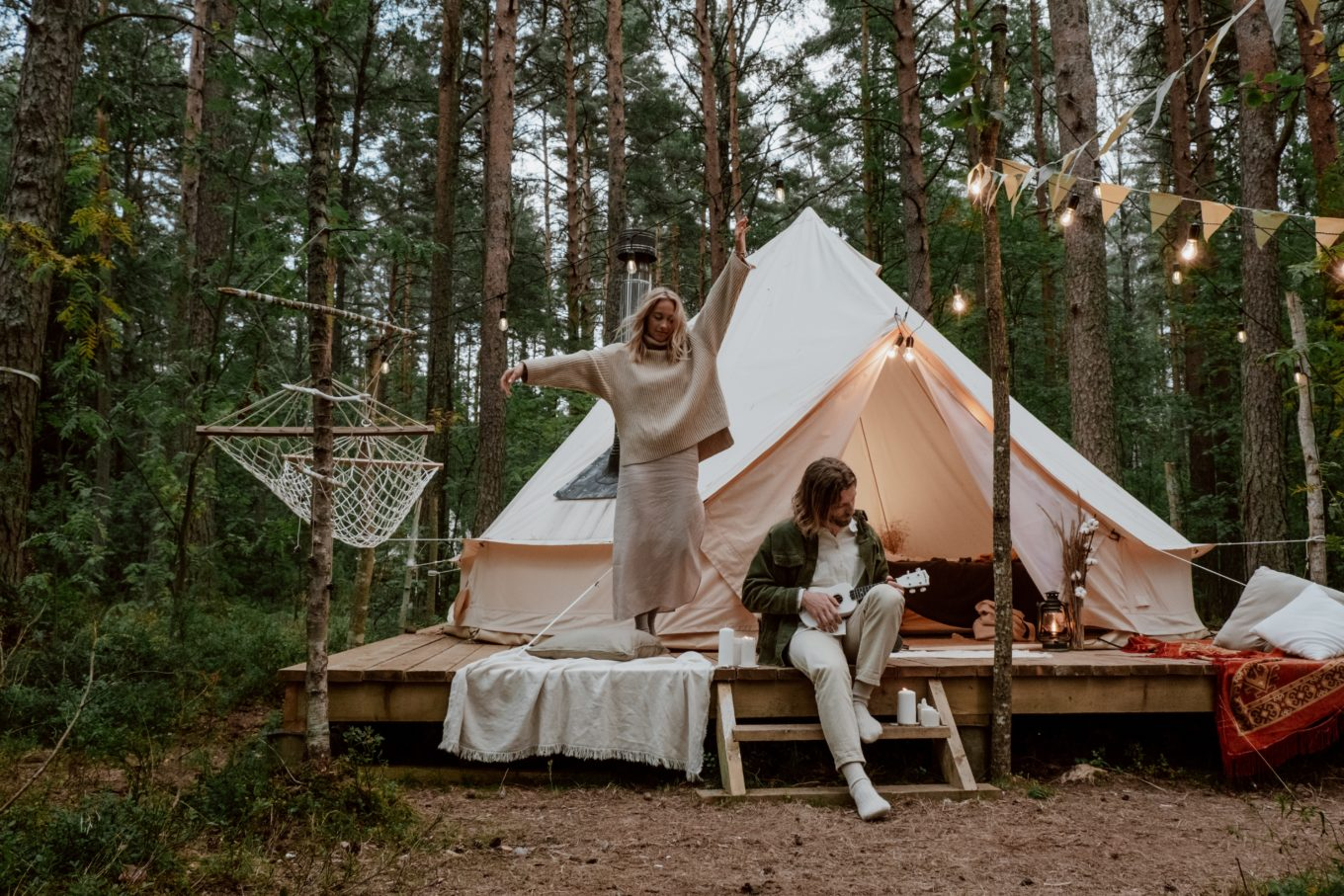 pop-up campings in Nederland - pop-up camping 2021 - pop-up camping veluwe - pop-up camping Schoorl - pop-up camping Toverland