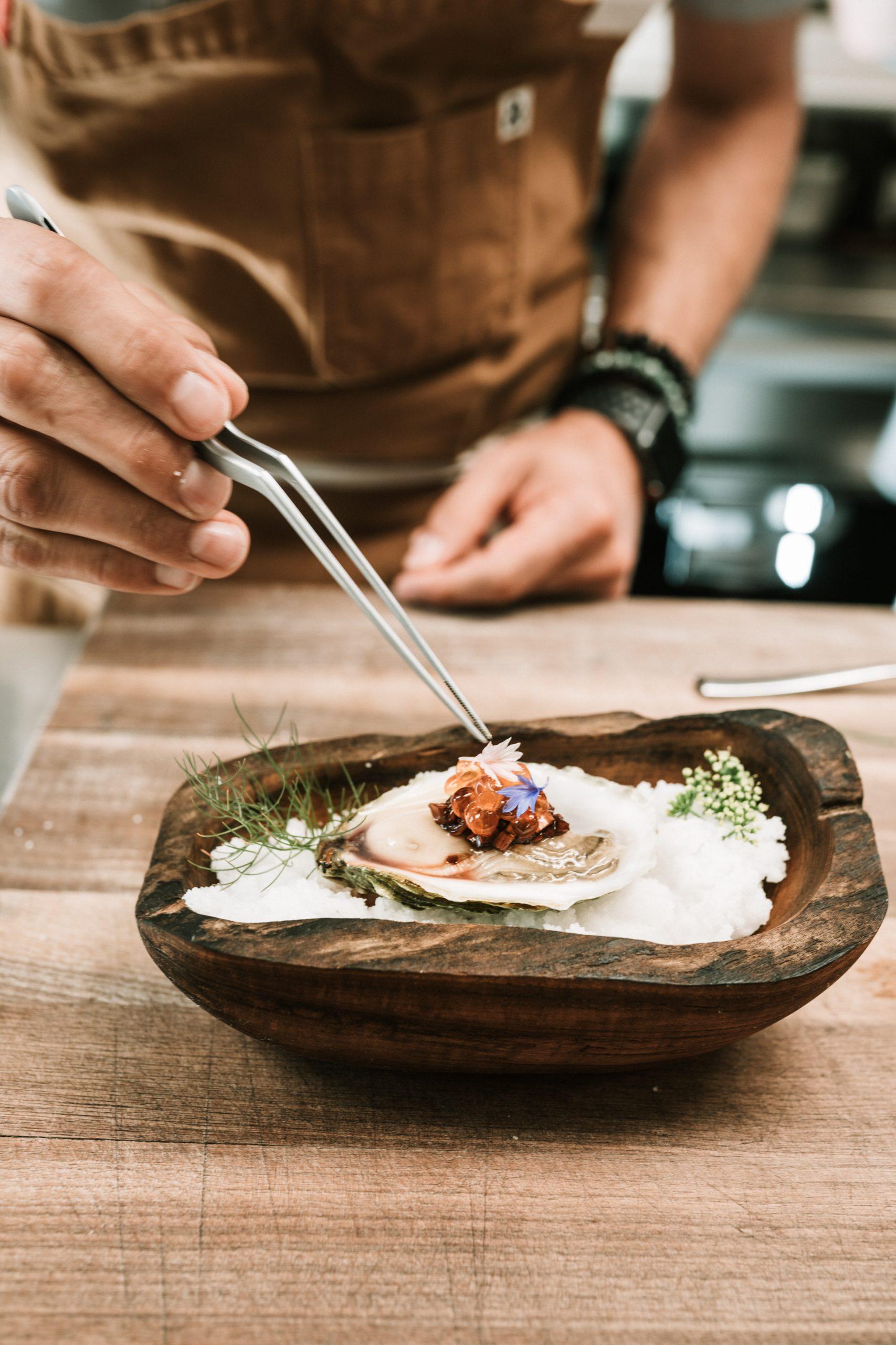 prive kok aan huis - kok aan huis voor 2 personen - prive chef aan huis - diner aan huis amsterdam - thuiskok voor 2 personen - kok aan huis amsterdam 2 personen - verrassingsdiner aan huis - oester