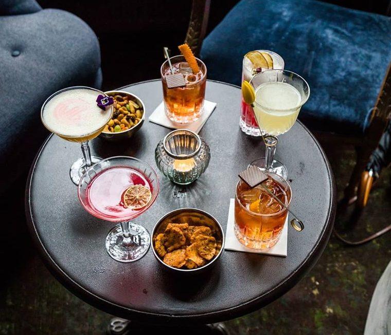 cocktailbar amsterdam - speakeasy bar amsterdam - cocktails amsterdam - drankjes doen amsterdam