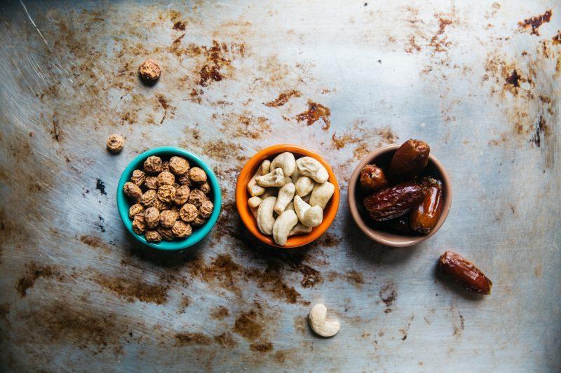 glutenvrije snacks - glutenvrije tussendoortjes - glutenvrij eten - snacks - tussendoortjes