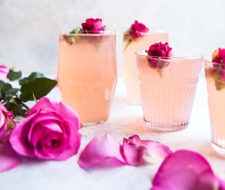 recept rose spritzer - recept alcoholvrije spritzer - recept alcoholvrije rose spritzer - recept spritzer alcoholvrij