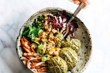 buddha bowl - buddha bowl recept - gezonde recepten - makkelijke recepten - gezonde gerechten