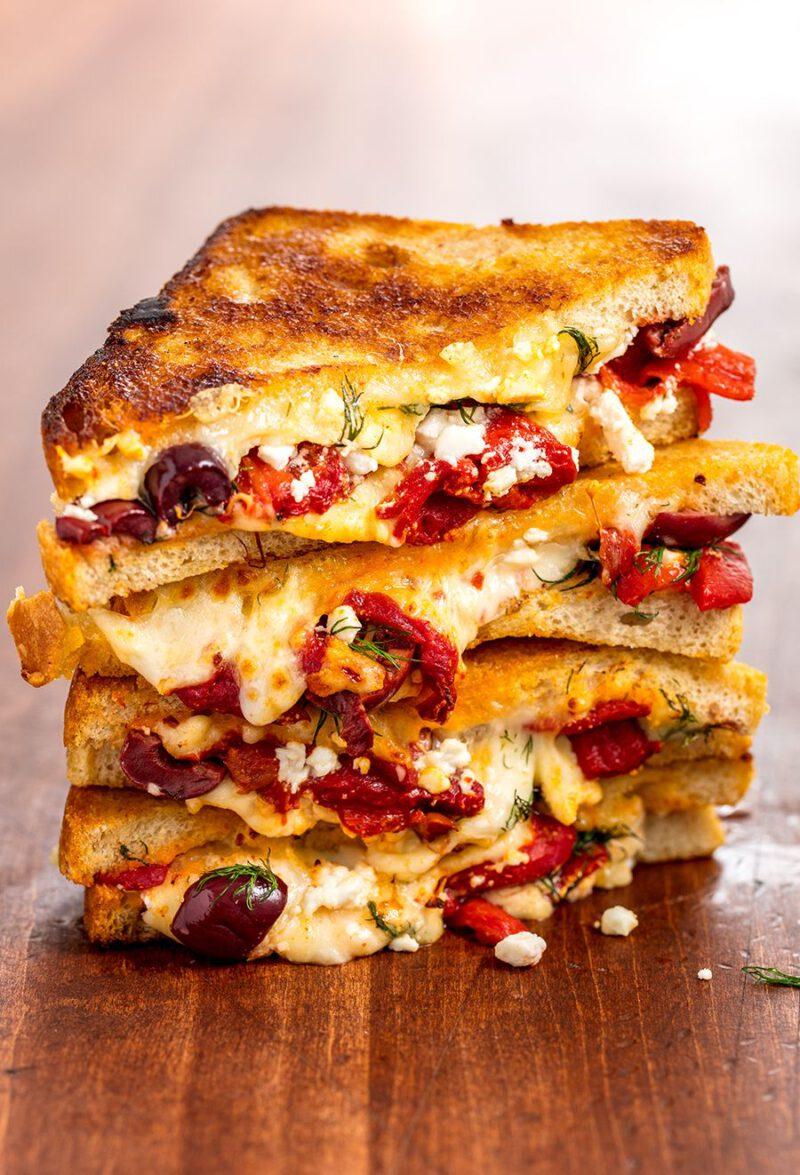 tosti recepten - tosti inspiratie - tosti maken - lunch recept - lunch recepten - ontbijt recept - ontbijt recepten