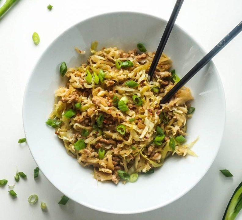 recept keto bowl - ketogene recepten - keto dieet - hash browns maken - ketogene gerechten