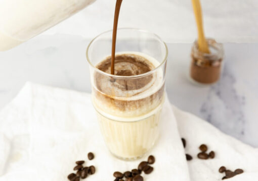 smoothie recept - recept met koffie - koffie recepten - chocolade recept - smoothie recepten - smoothie maken - smoothie met chocolade - makkelijke recepten - ontbijt recepten