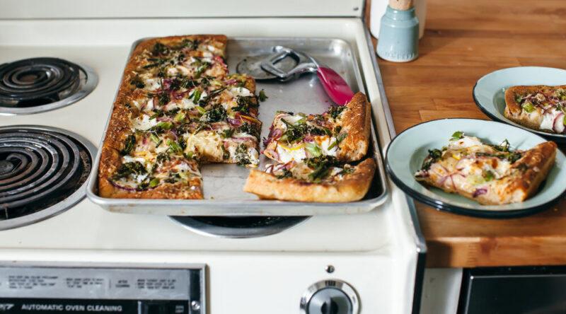 recept pizza - recept pita pizza - recept pita - pita broodjes recept - recept met bimi - recept bimi - recept met citroen - vegetarische recepten - vegetarisch recept - pizza uit de oven
