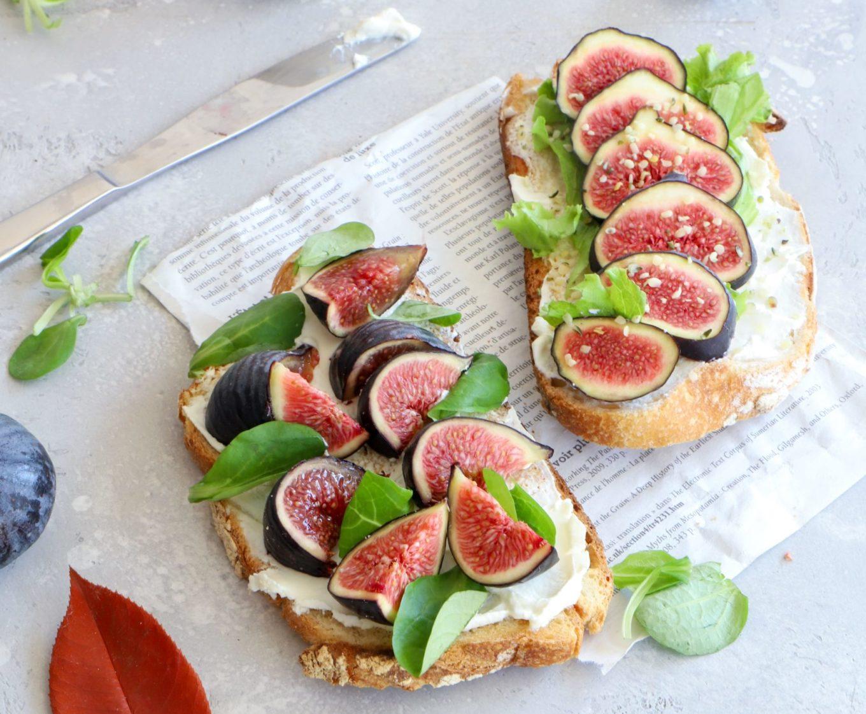 recept toast vijgen verse kaas - recept toast - toast recepten - toast met verse kaas - verse kaas vijgen - recept vijgen kaas - vijg kaas - recept vijg kaas - toast met vijgen - toast met kaas - geitenkaas - gorgonzola