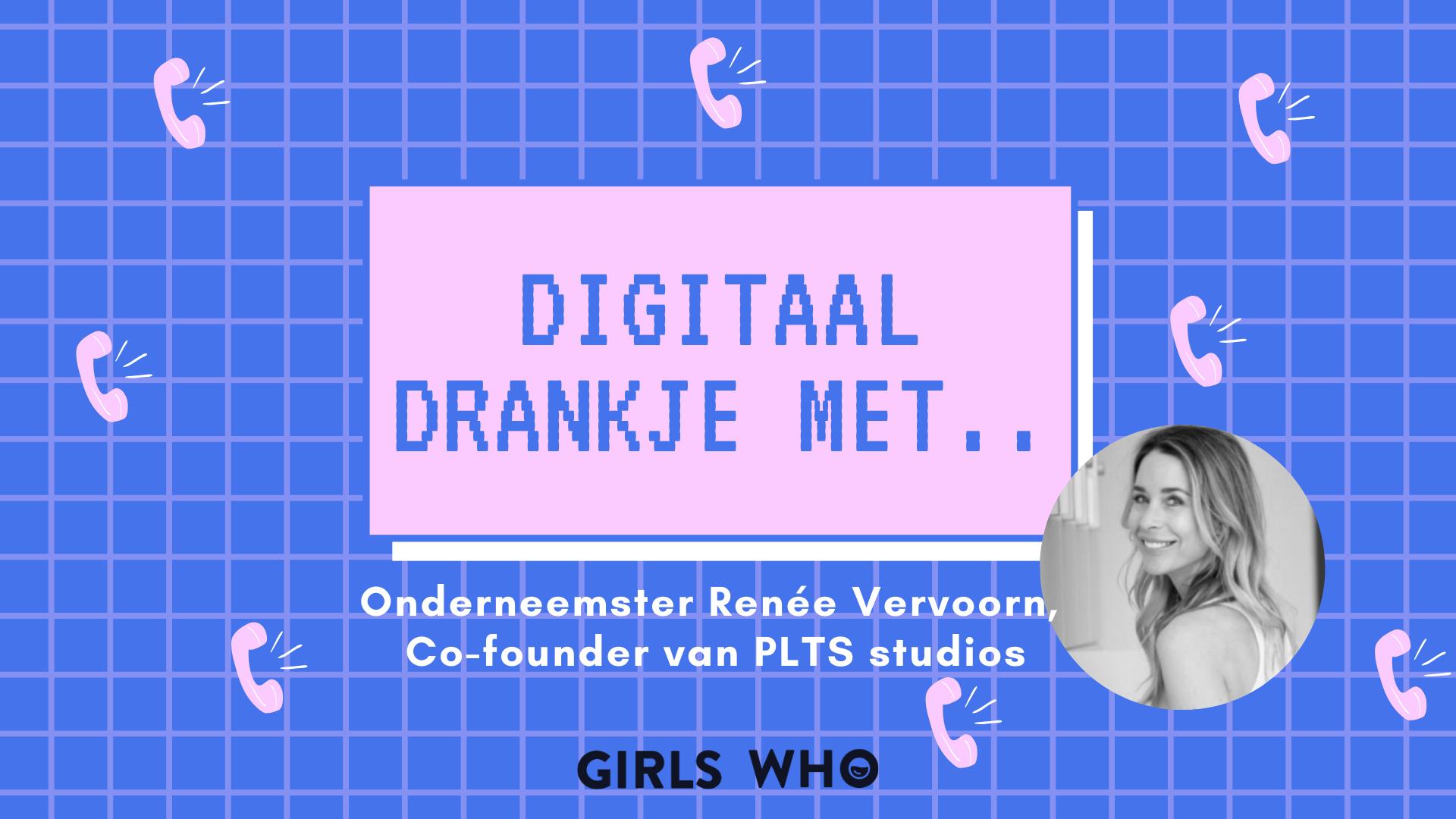 interview renee vervoorn founder plts studios