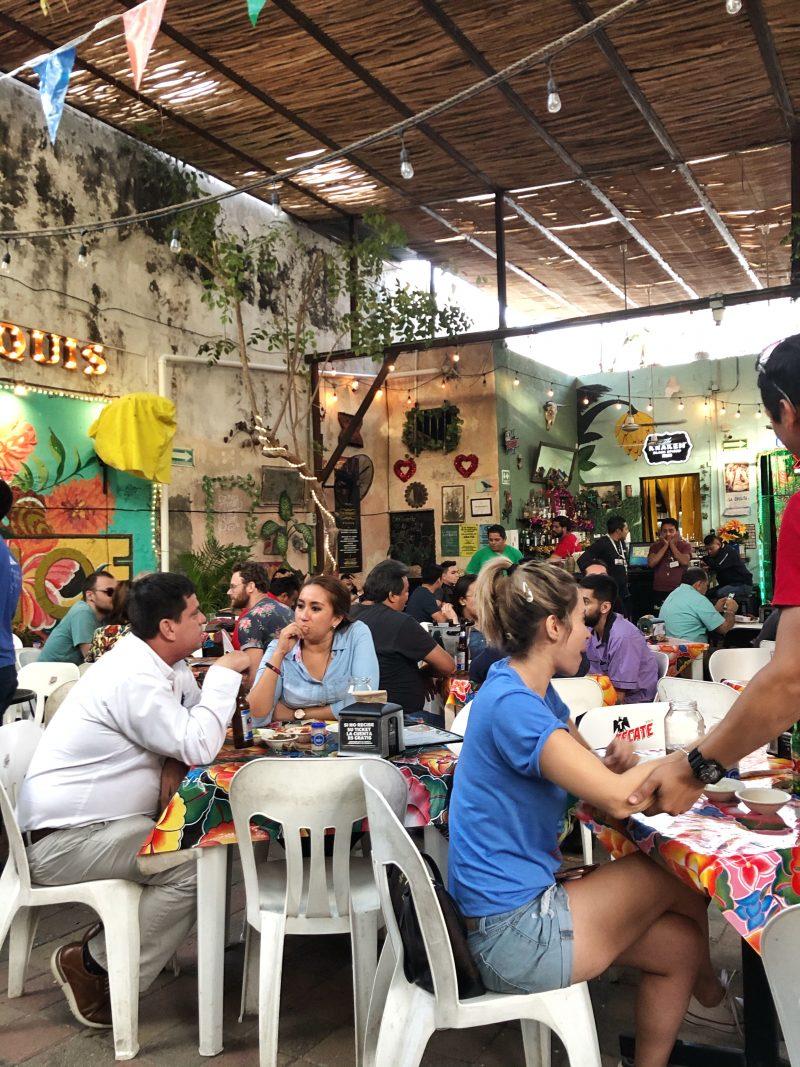 hotspots Merida - wat te doen in merida - merida tips - bezienwaardigheden Merida - slapen in Merida - Merida Yucatan - restaurants merida - merida mexico - la negrita