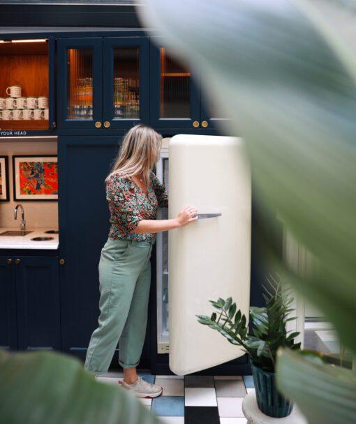 retro koelkasten - betaalbare retro koelkasten - goedkope retro koelkast - wolkenstein koelkasten - hermans trading - witgoed outlet -