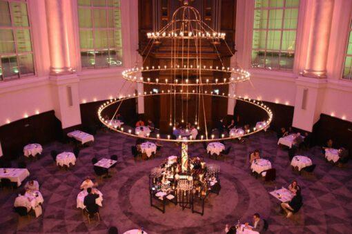 Renaissance Amsterdam Hotel - joris bijdindijk - koepelkerk - bijzonder dineren