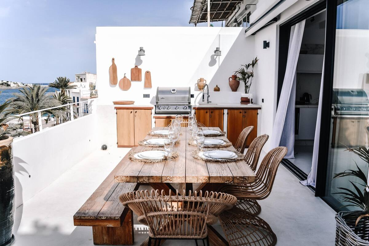 Ibiza appartement huren - overnachten op Ibiza - Airbnbs op Ibiza - airbnb villa Ibiza