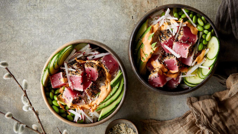 tonijn recepten - tonijn recept - gegrilde tonijn - rauwe tonijn - tonijn bbq - tonijn steak recept - tonijn salade - tonijnsalade recept - salade met tonijn