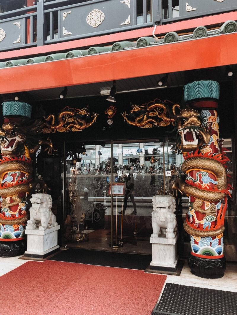 sea palace - bijzonder dineren in amsterdam - bijzondere restaurants amsterdam - wat te doen in amsterdam