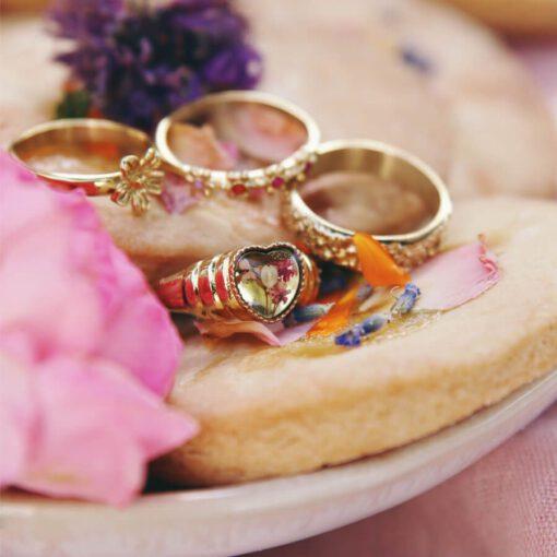 my jewellery - purple fashion - paars modekleur