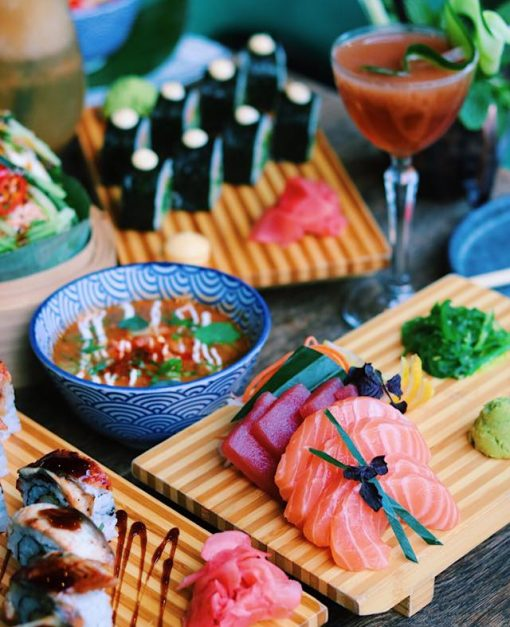 sushi utrecht - sushi eten in utrecht - japans eten utrecht - sushi restaurants utrecht - tiger mama - sushi in utrecht