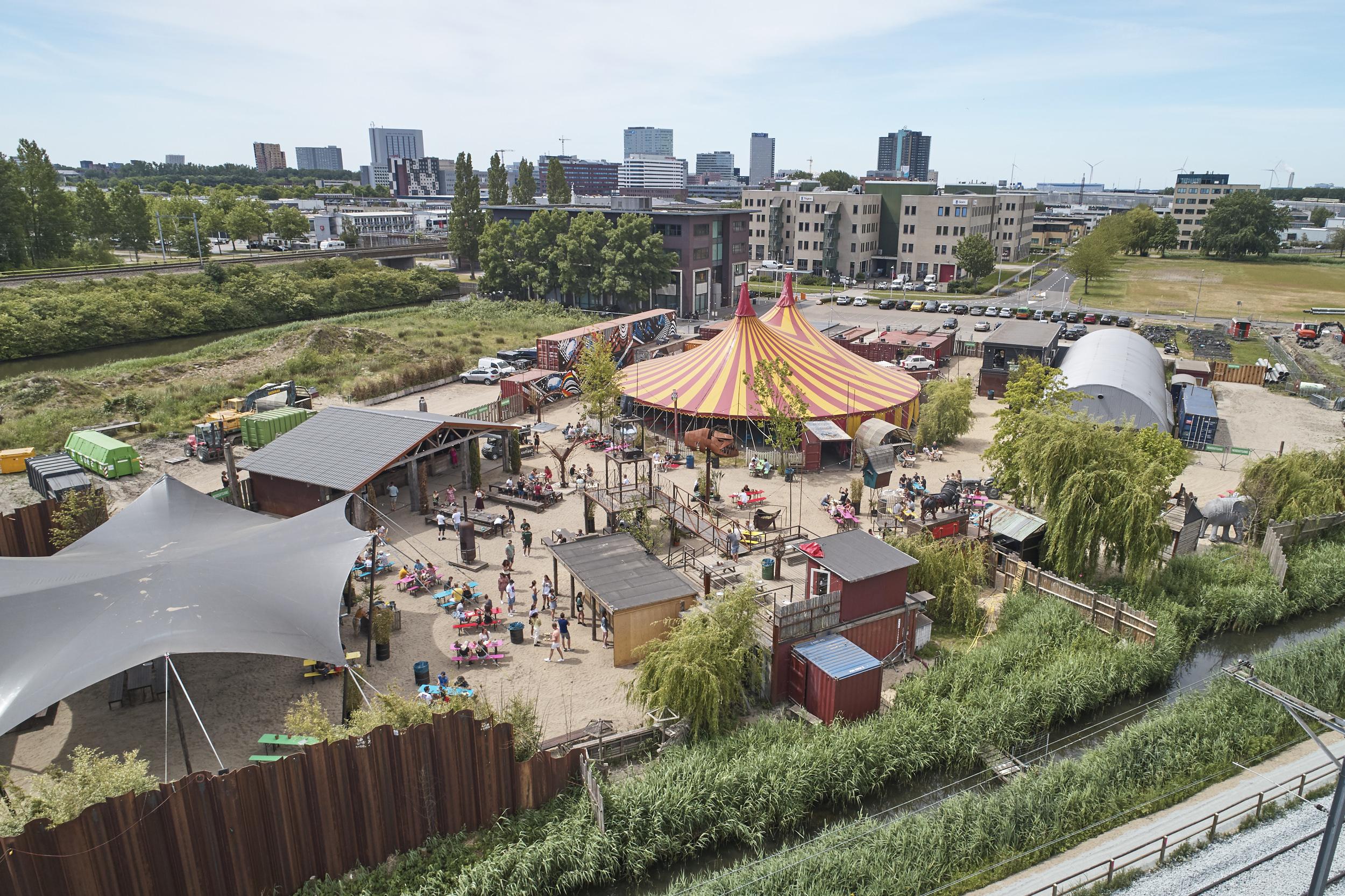 pop up terras amsterdam - thuishaven het terras