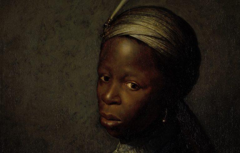 Gerrit Dou, Gerrit - Hier. Zwart in Rembrandts tijd - Het Rembrandthuis // musea in nederland
