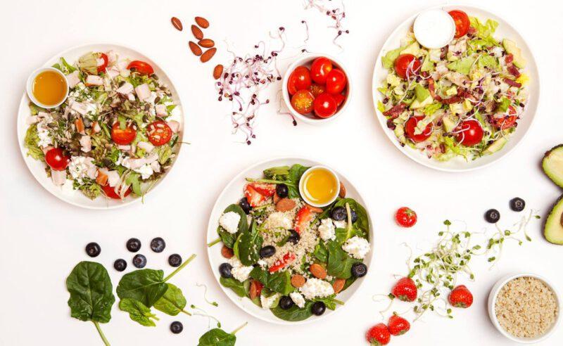salade amsterdam - salades amsterdam - saladebar - lunchen - dineren - restaurants - hotspots amsterdam - salade eten amsterdam