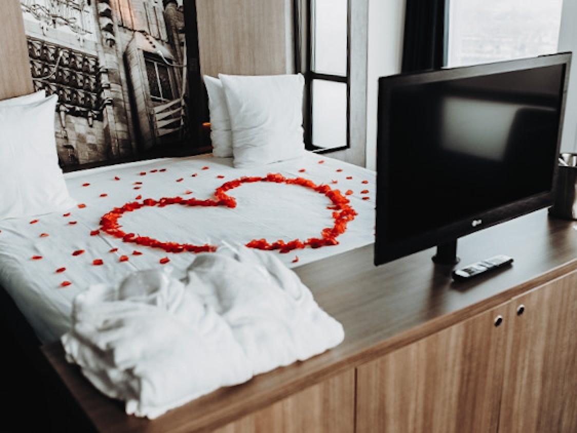 valentijnsarrangement hotel 2021 - valentijsdag hotel boeken - romantisch hotel valentijnsdag - floor17 - overnachting valentijnsdag