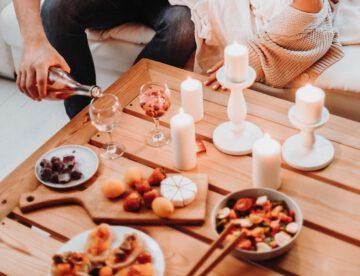 valentijnsmenu bestellen - valentijnsdag - romantisch diner voor twee - valentijnsdag menu - valentijnsmenu thuisbezorgd