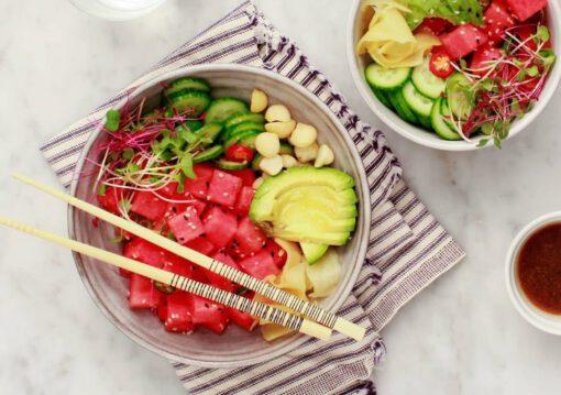 watermeloen recepten - recept watermeloen - frisse recepten - zomerse recepten - gezonde recepten - makkelijke recepten - recepten met fruit - watermeloenen - vegetarische recepten - vegan recepten
