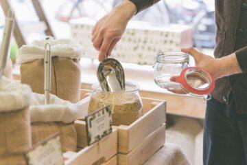 verpakkingsvrije winkels - zero waste winkels - duurzaam boodschappen doen - geen verpakkingen supermarkt - bulkwinkels