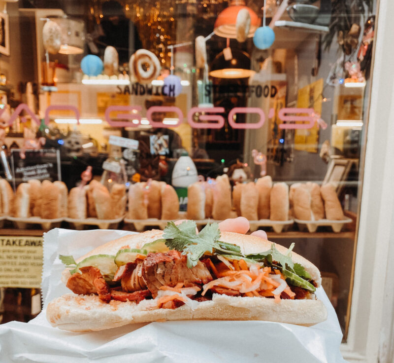 vietnamese sandwich - banh mi amsterdam - vietnamese baguette - baguette vietnam - banh mi bestellen amsterdam - vietnamees broodje