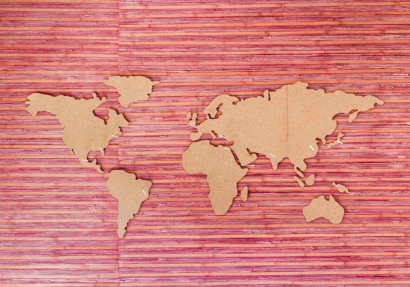 thuis op reis - reigevoel thuis - reisinapiratie voor thuis - reizen in je interieur
