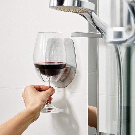 wijnglashouder badkamer bol.com