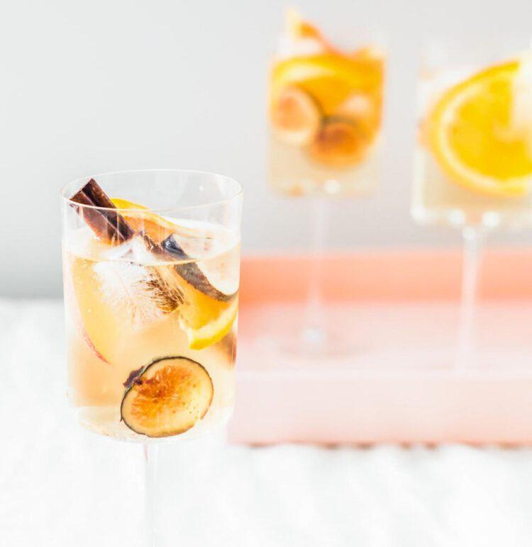 winterse cocktail recepten - winters cocktail - cocktail in de winter - kruidige cocktails - winterse gin cocktails
